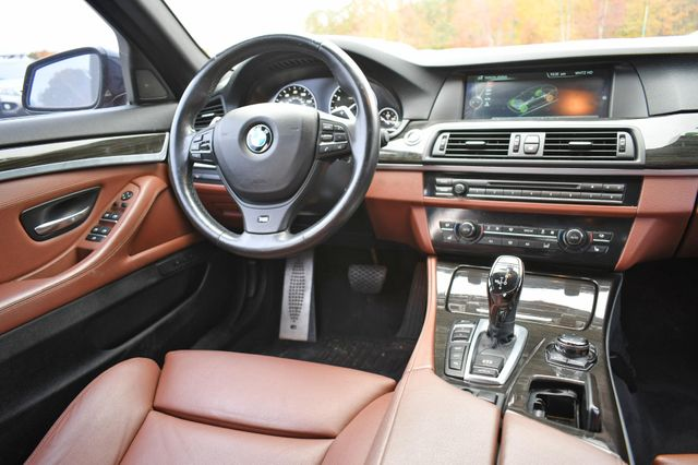 2013 BMW 550i xDrive Naugatuck, Connecticut 15