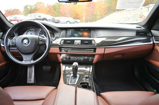2013 BMW 550i xDrive Naugatuck, Connecticut 16