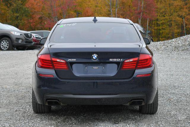 2013 BMW 550i xDrive Naugatuck, Connecticut 3