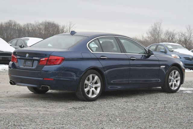 2013 BMW 550i xDrive Naugatuck, Connecticut 4