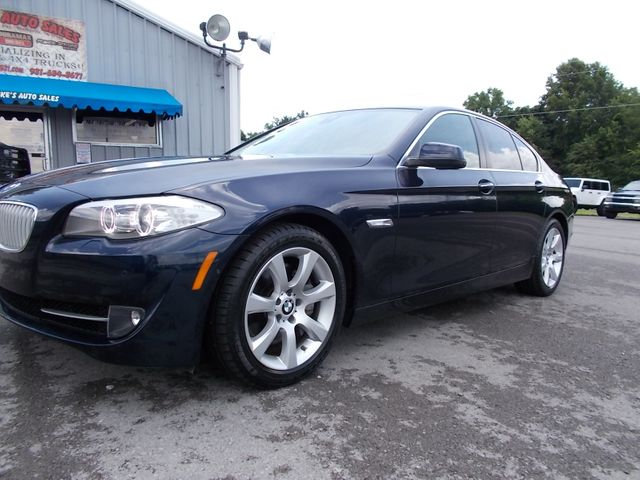 2013 BMW 550i xDrive Shelbyville, TN 5
