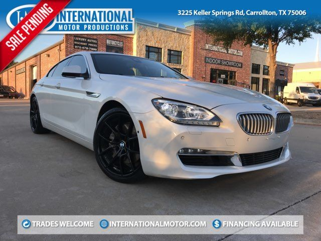2013 BMW 6-Series 650i Gran Coupe in Carrollton, TX 75006