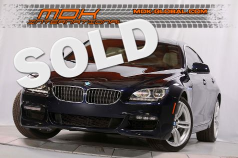 2013 BMW 640i Gran Coupe - M Sport - Full Leather in Los Angeles