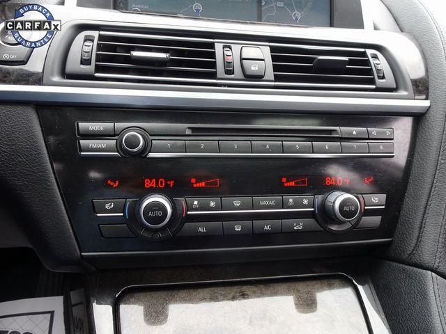 2013 BMW 640i Gran Coupe 640i Gran Coupe Madison, NC 21