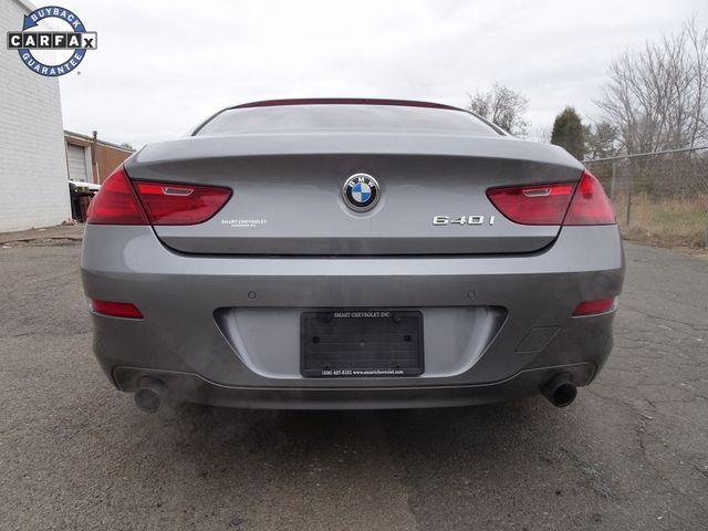 2013 BMW 640i Gran Coupe 640i Gran Coupe Madison, NC 2