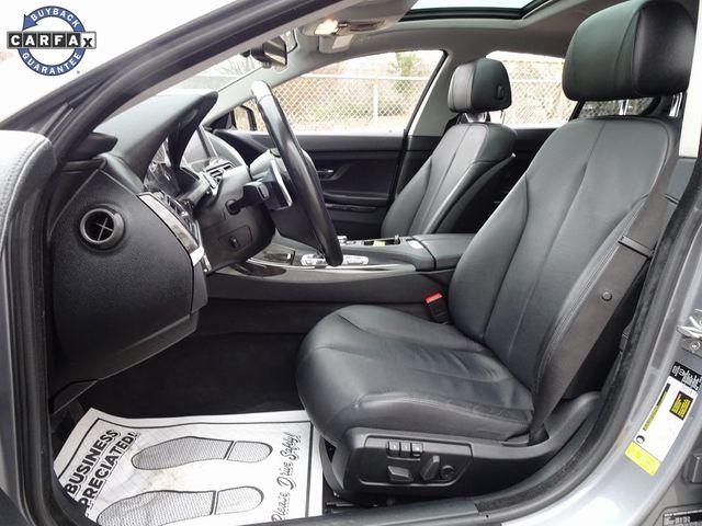 2013 BMW 640i Gran Coupe 640i Gran Coupe Madison, NC 30