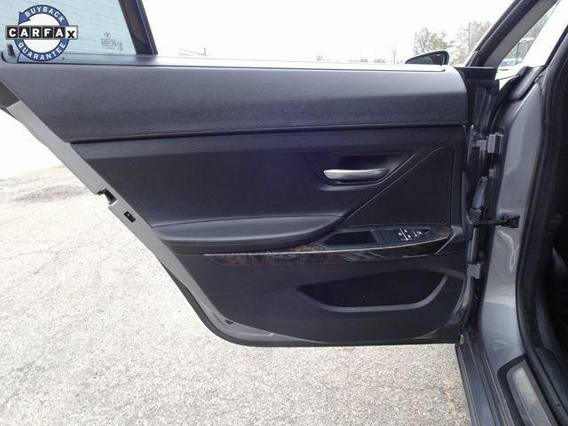 2013 BMW 640i Gran Coupe 640i Gran Coupe Madison, NC 32