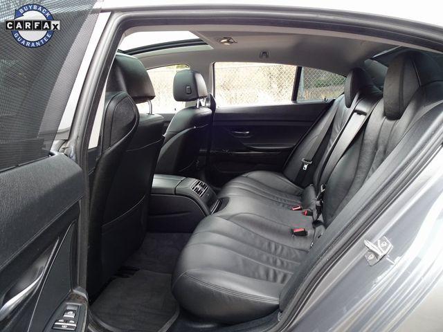 2013 BMW 640i Gran Coupe 640i Gran Coupe Madison, NC 35