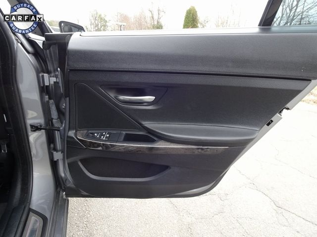 2013 BMW 640i Gran Coupe 640i Gran Coupe Madison, NC 38
