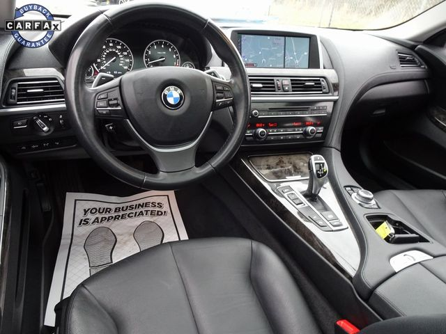 2013 BMW 640i Gran Coupe 640i Gran Coupe Madison, NC 42