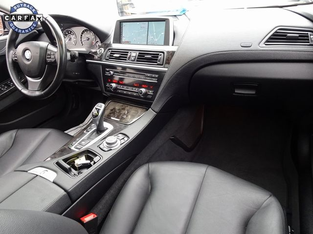 2013 BMW 640i Gran Coupe 640i Gran Coupe Madison, NC 43