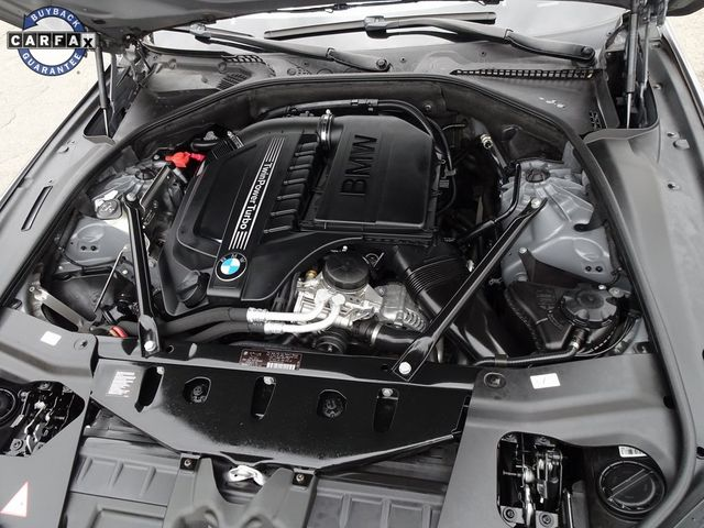 2013 BMW 640i Gran Coupe 640i Gran Coupe Madison, NC 51