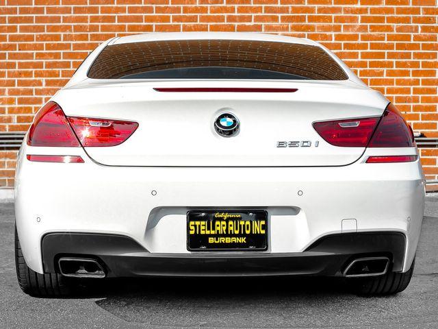 2013 BMW 650i M-Sport Burbank, CA 3
