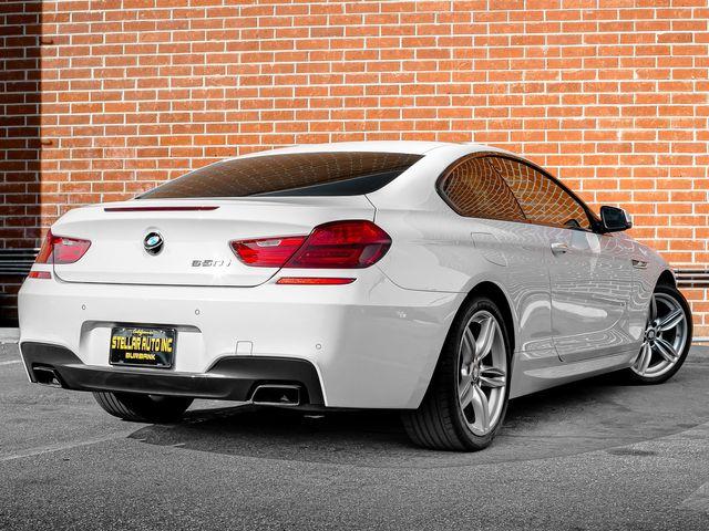 2013 BMW 650i M-Sport Burbank, CA 6