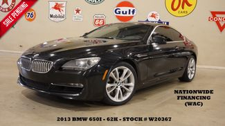 2013 BMW 650i Coupe HUD,ROOF,NAV,SIDE & TOP CAM,HTD/COOL LTH,62K in Carrollton, TX 75006