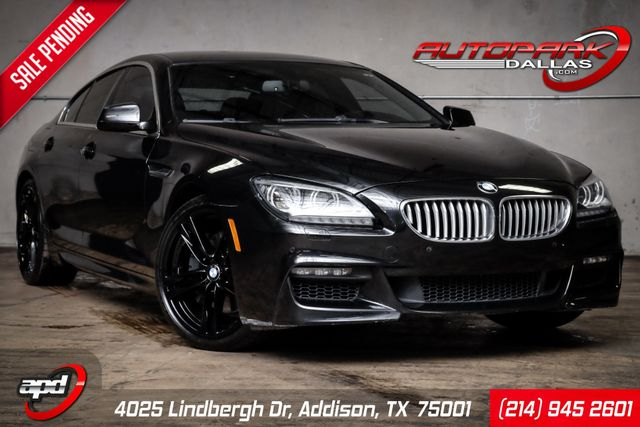 2013 BMW 650i Gran Coupe M-Sport in Addison, TX 75001