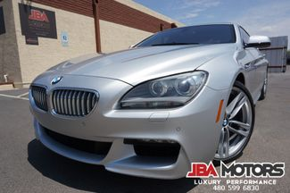 2013 BMW 650i Gran Coupe M Sport Package 6 Series 650 GranCoupe Sedan | MESA, AZ | JBA MOTORS in Mesa AZ