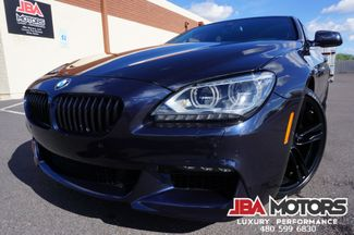 2013 BMW 650i Gran Coupe M Sport Package 650 GranCoupe 6 Series | MESA, AZ | JBA MOTORS in Mesa AZ
