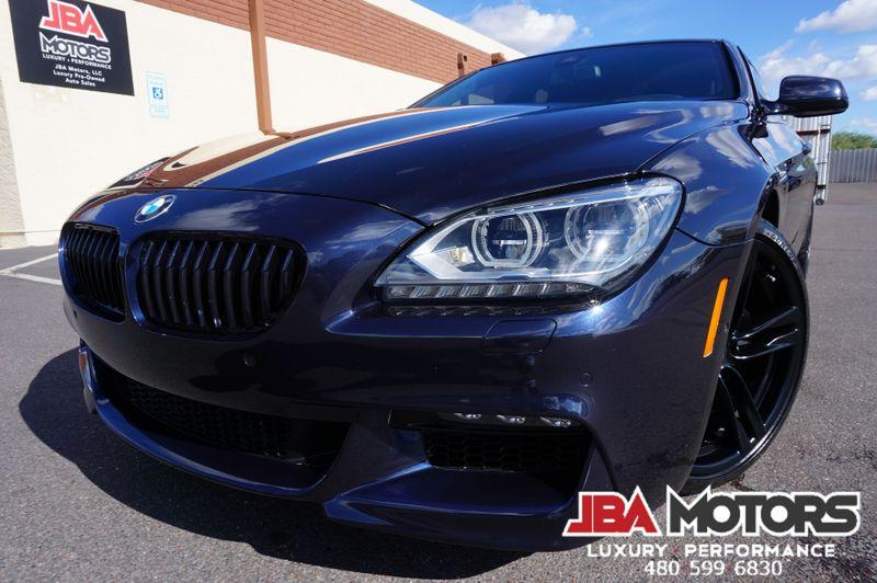 2013 BMW 650i Gran Coupe M Sport Package 650 GranCoupe 6 Series | MESA, AZ | JBA MOTORS in MESA AZ