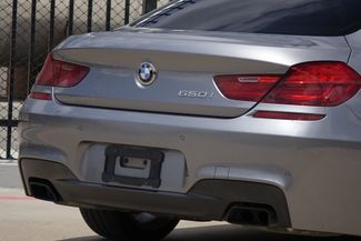 2013 BMW 650i Gran Coupe M-SPORT * Night Vision * B&O Sound * $114,295 MSRP Plano, Texas 30