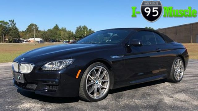 2013 BMW 650i Convertible