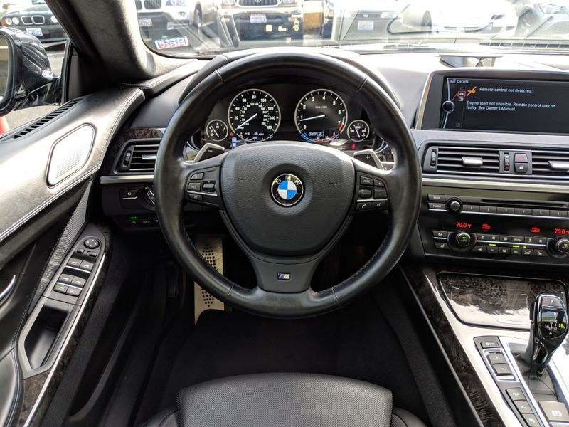 2013 BMW 650i xDrive Gran Coupe  M Sport Executive Driver Assistance MSRP 111845  city Washington  Complete Automotive  in Seattle, Washington
