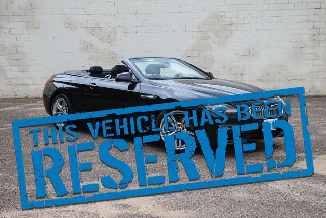 """2013 BMW 650xi xDrive AWD M-Sport Convertible w/Power Top, Executive Pkg, Heated/Cooled Seats & 19"""" Rims"""