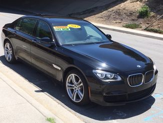 2013 BMW 740Li   M  SPORT PKG La Crescenta, CA