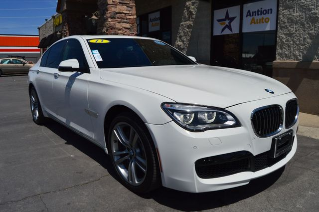 2013 BMW 750 I | Bountiful, UT | Antion Auto in Bountiful UT