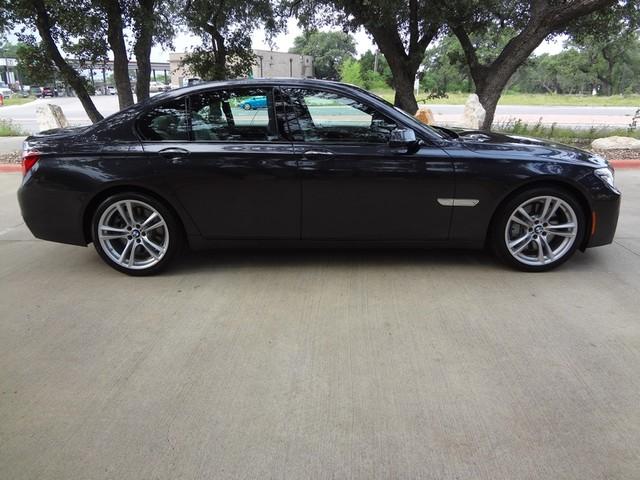 2013 BMW 750i Austin , Texas 6