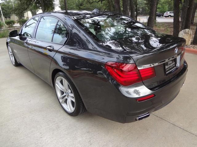 2013 BMW 750i Austin , Texas 3