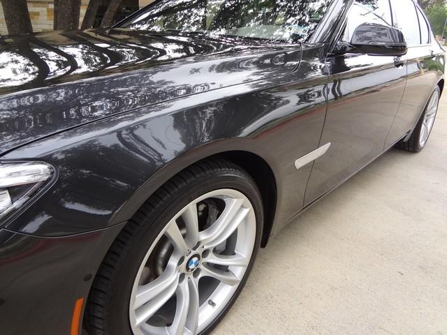 2013 BMW 750i Austin , Texas 9