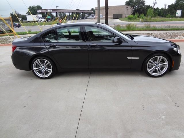 2013 BMW 750i Austin , Texas 15