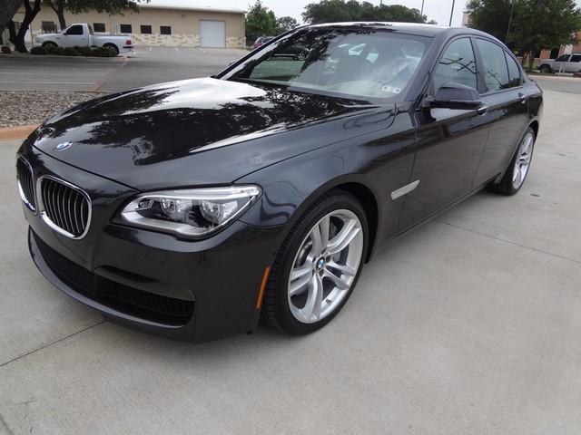 2013 BMW 750i Austin , Texas 10