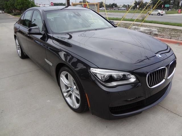2013 BMW 750i Austin , Texas 16