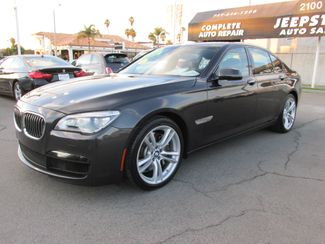2013 BMW 750i M sport Sedan in Costa Mesa, California 92627