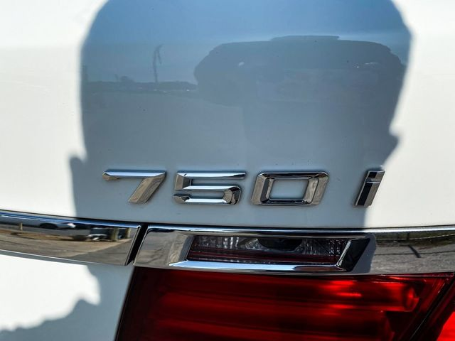2013 BMW 750i xDrive 750i xDrive Madison, NC 9