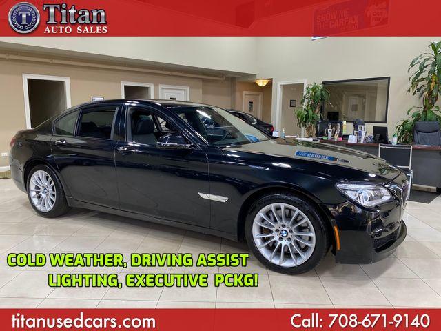 2013 BMW 750i xDrive 750i xDrive