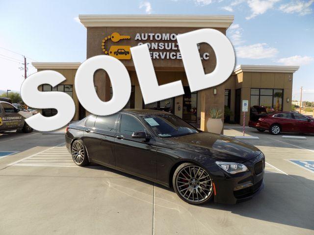 2013 BMW 750Li in Bullhead City, AZ 86442-6452