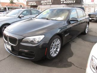 2013 BMW 750Li M Sport Sedan in Costa Mesa, California 92627