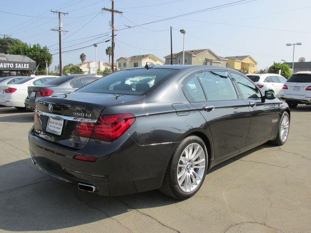 2013 BMW 750Li M Sport Sedan in Costa Mesa, California 92627