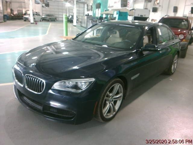 2013 BMW 750Li 750Li Madison, NC 0