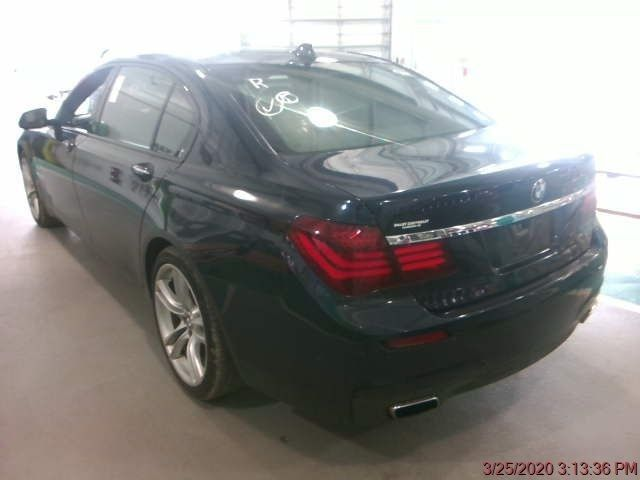 2013 BMW 750Li 750Li Madison, NC 3
