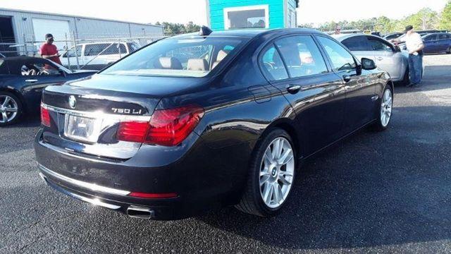 2013 BMW 750Li 750Li Madison, NC 1
