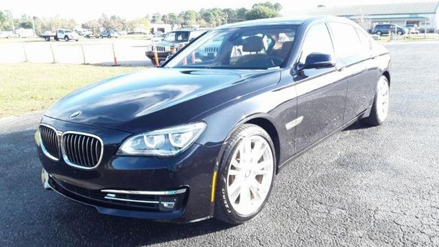 2013 BMW 750Li 750Li Madison, NC 4