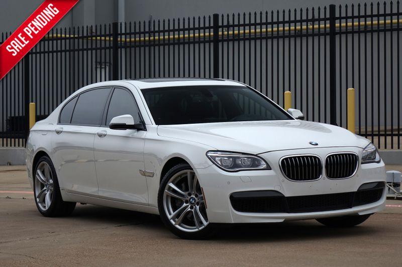 2013 BMW 750Li M-Sport*Nav* BU Cam*Sunroof*EZ Finance* | Plano, TX | Carrick's Autos in Plano TX