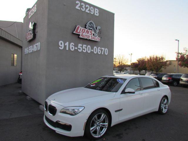 2013 BMW 750Li Super Clean / Hot Deal / Night vision