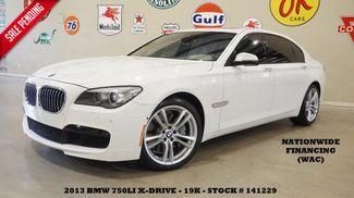 2013 BMW 750Li xDrive HUD,ROOF,NAV,F&TOP CAM,HTD/COOL LTH,19K in Carrollton TX, 75006
