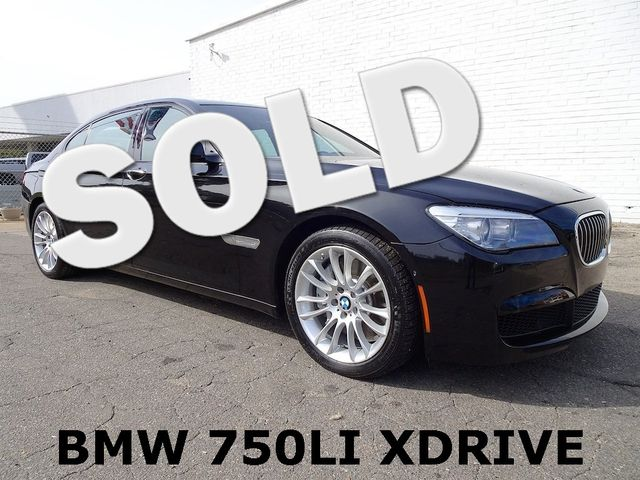 2013 BMW 750Li xDrive 750Li xDrive Madison, NC