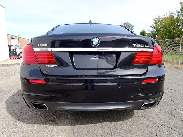 2013 BMW 750Li xDrive 750Li xDrive Madison, NC 3